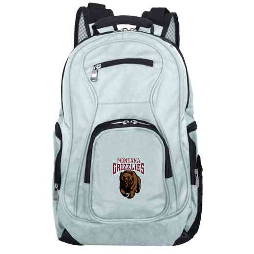 CLMGL704-GRAY: NCAA Montana Grizzlies Backpack Laptop