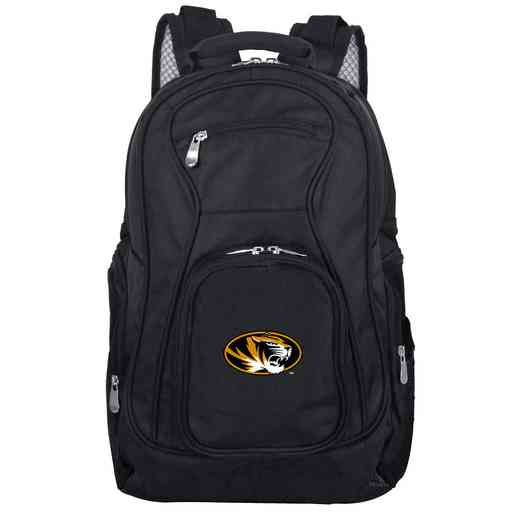 CLMOL704: NCAA Missouri Tigers Backpack Laptop