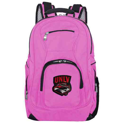 CLNLL704-PINK: NCAA UNLV Rebels Backpack Laptop
