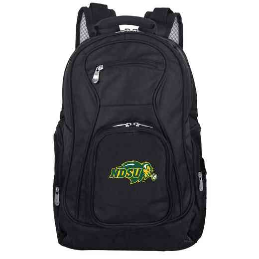 CLNUL704: NCAA North Dakota State Bison Backpack Laptop