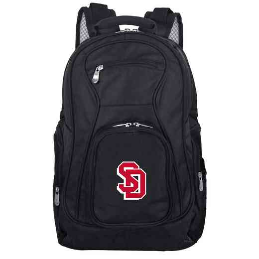 CLSDL704: NCAA South Dakota Coyotes Backpack Laptop