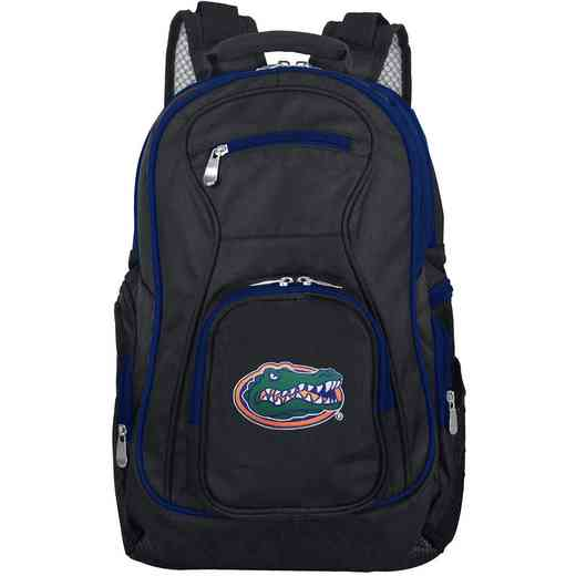 CLFLL708: NCAA Florida Gators Trim color Laptop Backpack
