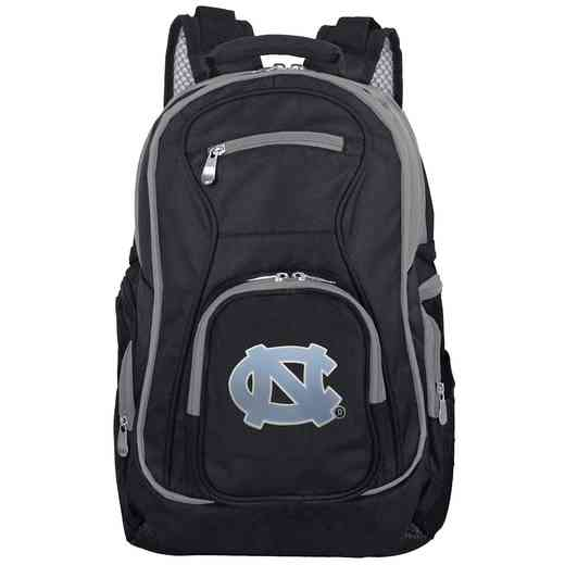 CLNCL708: NCAA UNC Tar Heels Trim color Laptop Backpack