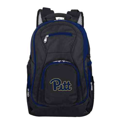 CLPIL708: NCAA Pittsburgh Panthers Trim color Laptop Backpack