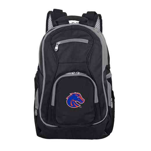 CLBSL708: NCAA Boise State Broncos Trim color Laptop Backpack