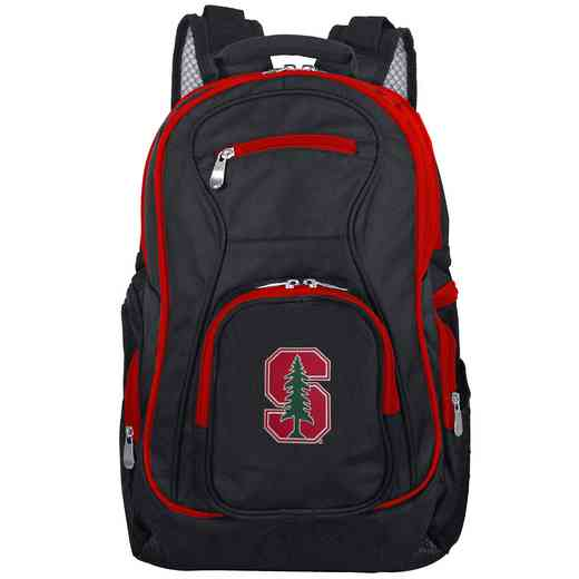 CLSUL708: NCAA Stanford Cardinal Trim color Laptop Backpack