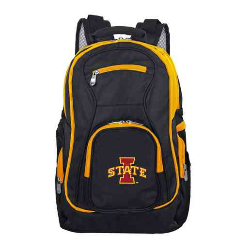 CLISL708: NCAA Iowa State Cyclones Trim color Laptop Backpack