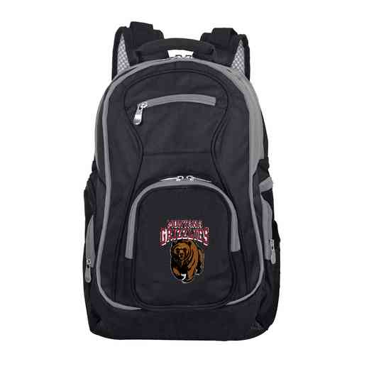 CLMGL708: NCAA Montana Grizzlies Trim color Laptop Backpack