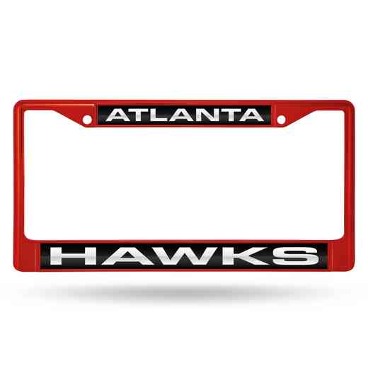FNFCCL76003RD: RICO HAWKS RED LASER COLORED CHROME FRAME