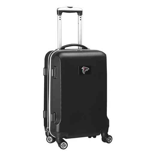 NFAFL204-BLACK: NFL Atlanta Falcons   21IN Hardcase Spinner -BLK