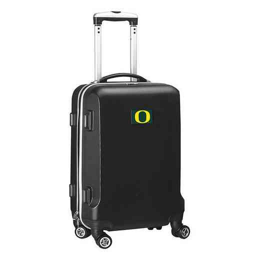 CLODL204-BLACK: NCAA Oregon Ducks   21IN Hardcase Spinner -BLK