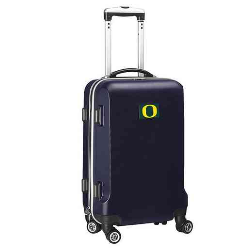 CLODL204-NAVY: NCAA Oregon Ducks   21IN Hardcase Spinner -NVY
