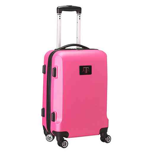 CLTAL204-PINK: NCAA Texas A&M Aggies   21-Inch Hardcase Spinner PNK