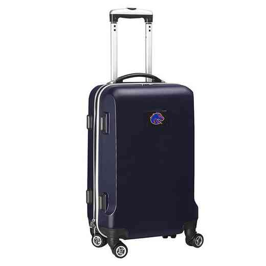 CLBSL204-NAVY: NCAA Boise State Broncos   21-Inch Hardcase Spinner NVY