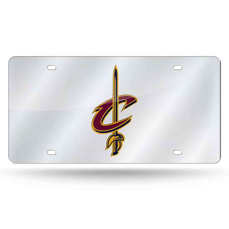 LZS73005: RICO CLEVELAND CAVALIERS LASER TAG (SILVER)