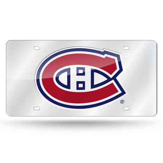 LZS8201: RICO MONTREAL CANADIENS LASER TAG (SILVER)