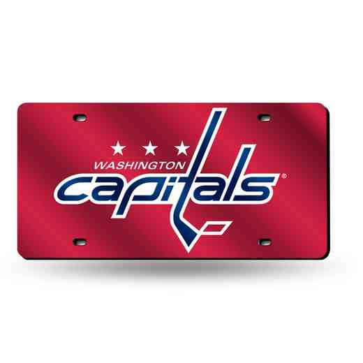 LZC8901: RICO WASHINGTON CAPITALS LASER TAG (RED)