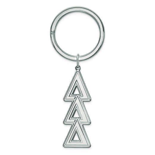 SS010DDD: SS LogoArt Delta Delta Delta Key Chain