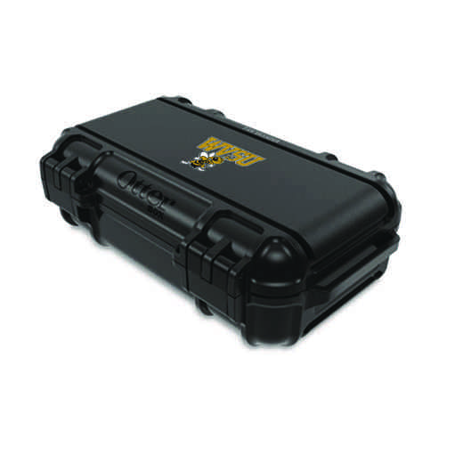 DRY-325-BK-VEN-WVSU-D101: FB West Virginia St DRYBOX 3250 SERIES BLACK USA