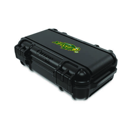 DRY-325-BK-VEN-NDSU-D101: FB North Dakota St DRYBOX 3250 SERIES BLACK USA