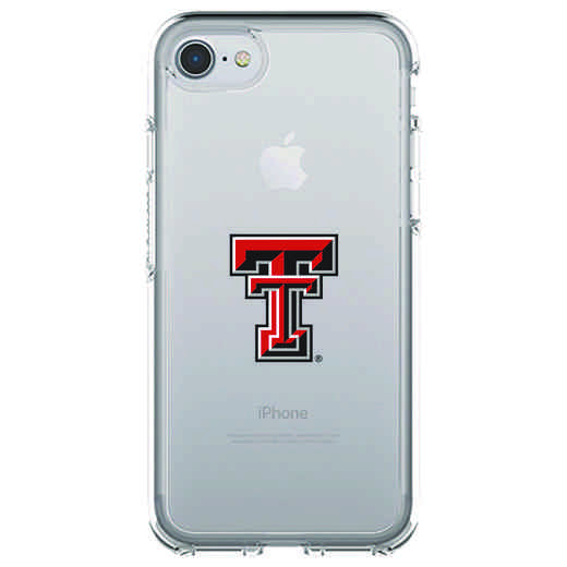 IPH-87-CL-SYM-TT-D101: FB Texas Tech OB SYMMETRY CLEAR IPN 7 CLEAR 624