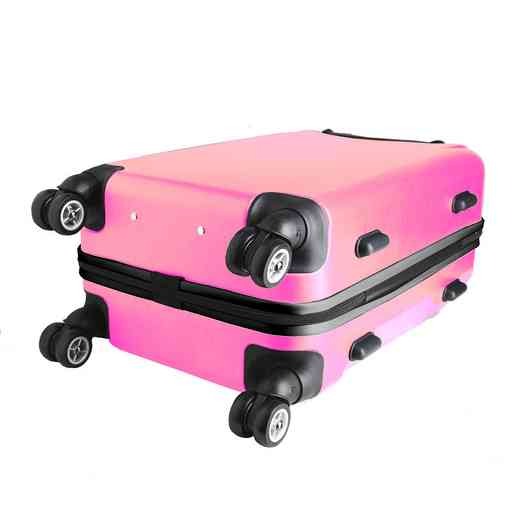 CLNUL204-PINK: NCAA North Dakota ST Bison   21IN Hardcase Spinner PNK