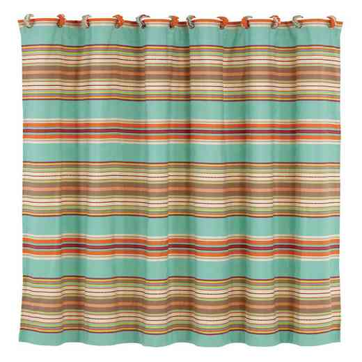WS1753SC: HEA Setrape Shower Curtain