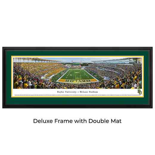 Baylor Bears Football - End Zone - Panoramic Print