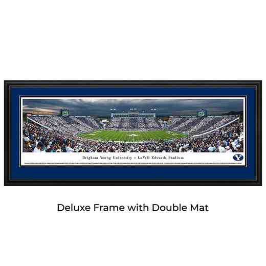 BYU Cougars Football - Panoramic Print