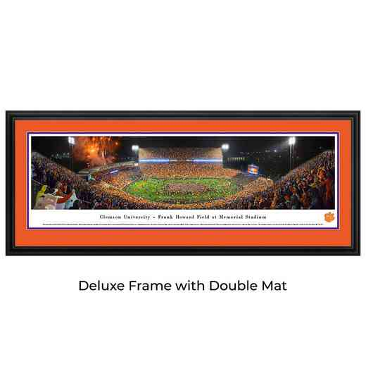 Clemson Tigers Football - Panoramic Print