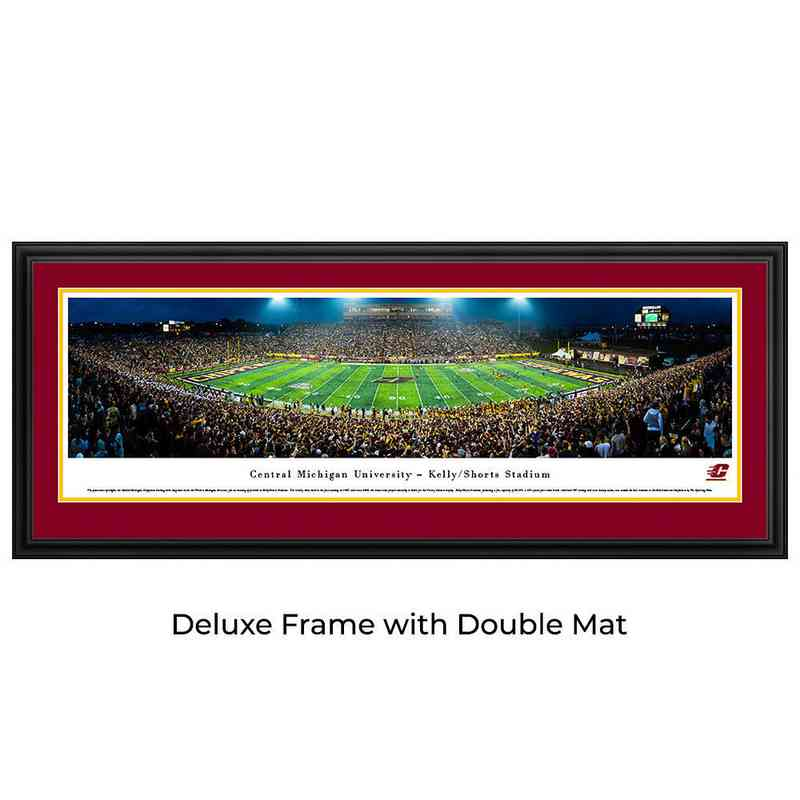Central Michigan Chippewas Football - Panoramic Poster