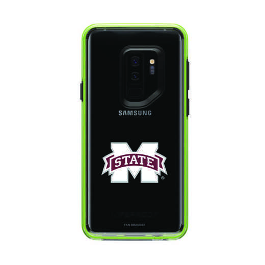 GAL-S9P-NF-SLA-MSST-D101: FB Mississippi St SLAM FOR GALAXY S9+