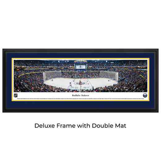 Buffalo Sabres - Center Ice - Panoramic Poster