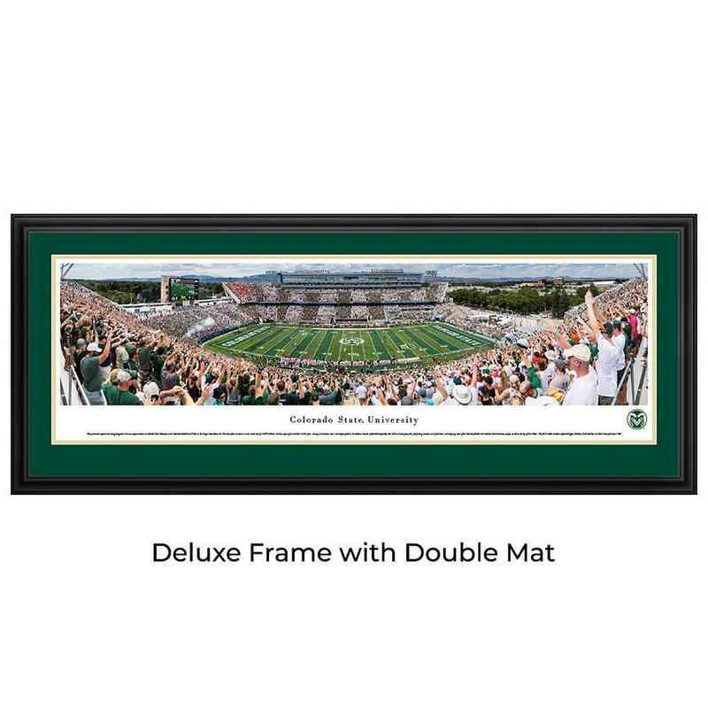 Colorado State Rams Football - Panoramic Print