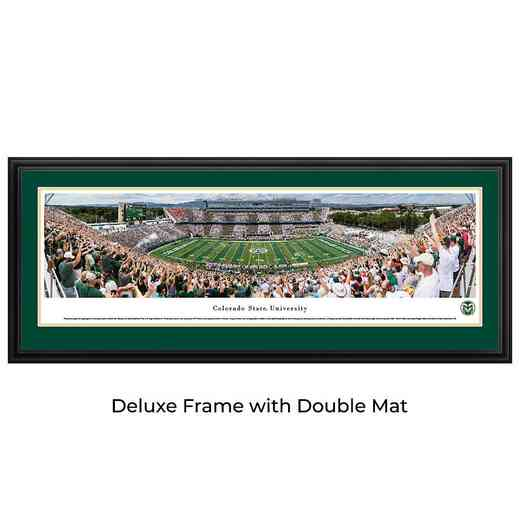Colorado State Rams Football - Panoramic Print