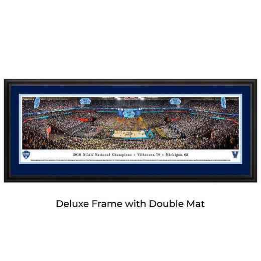 2017 NCAA Basketball Champions - Villanova Wildcats - Panoramic Print