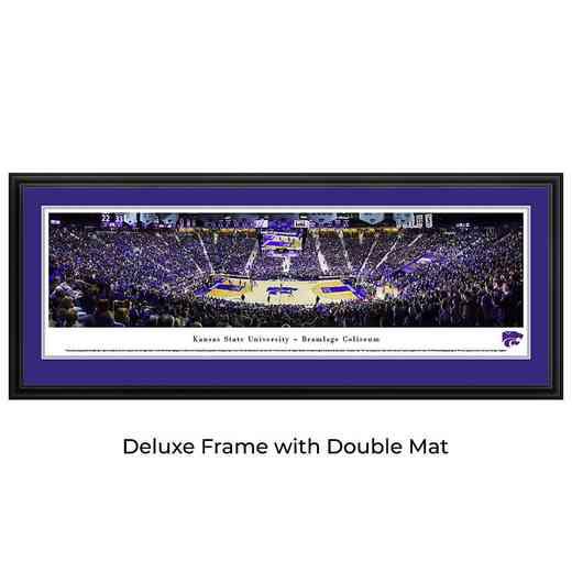 Kansas State  Basketball - Panoramic Print