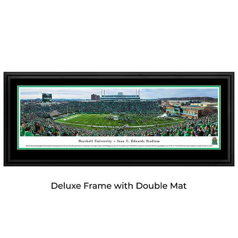 Marshall University Football - Panoramic Print