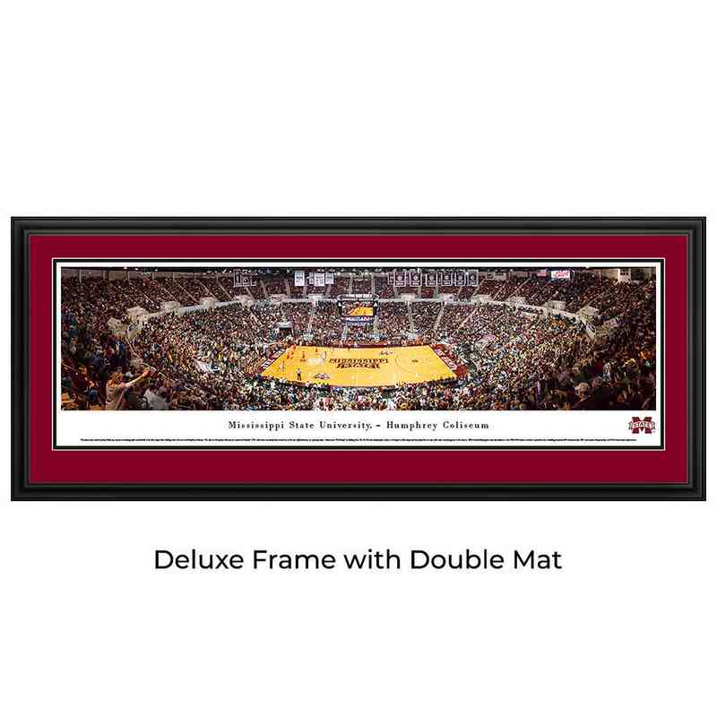 Mississippi State Bulldogs Basketball - Panoramic Print