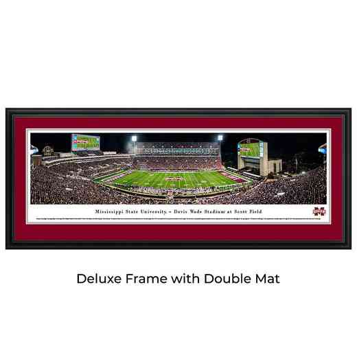 Mississippi State Bulldogs Football (Egg Bowl) - Panoramic Print