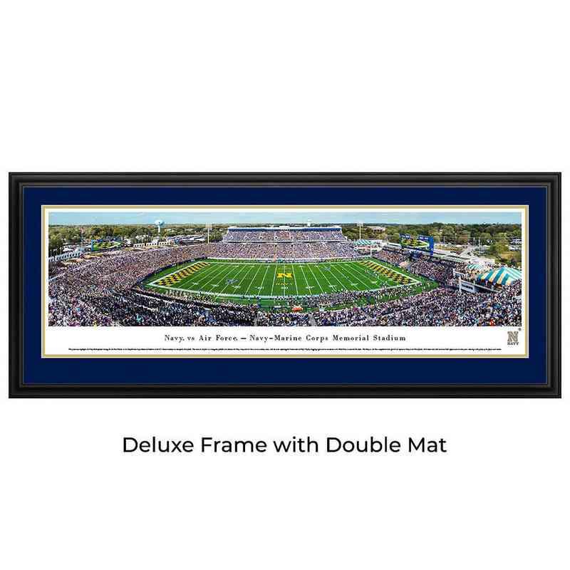 Navy Midshipmen Football - Panoramic Print