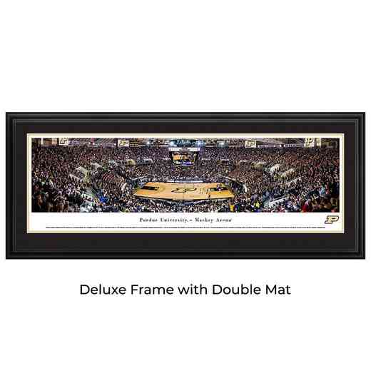 Purdue Boilermakers Basketball - Panoramic Print