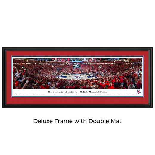 Arizona Wildcats Basketball - Panoramic Print