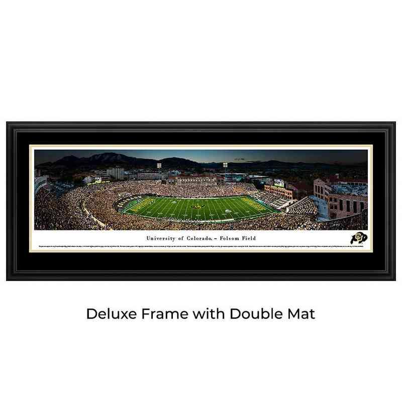 Colorado Buffaloes Football - 50 Yard Line - Panoramic Print