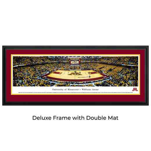Minnesota Gopher Basketball - Panoramic Print