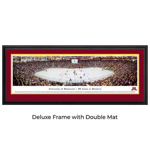 Minnesota Gopher Hockey - Panoramic Print