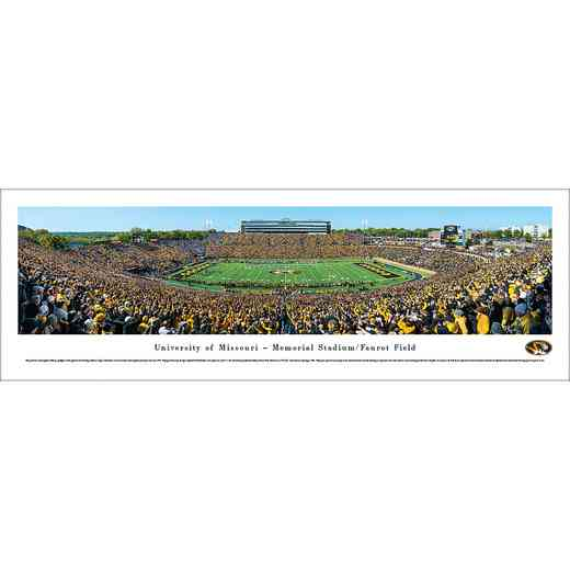 Missouri Tigers Football Day - Panoramic Print