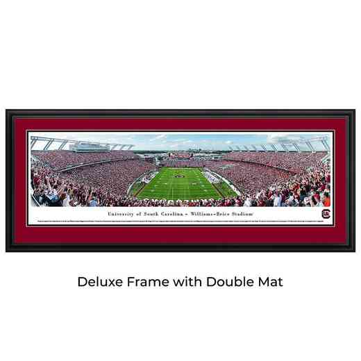 South Carolina Gamecocks Football - Panoramic Print