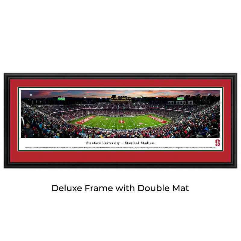 Stanford Cardinal Football - 50 Yard Line - Panoramic Print