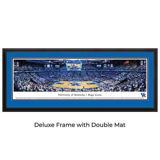 Kentucky Wildcats Basketball - Panoramic Print